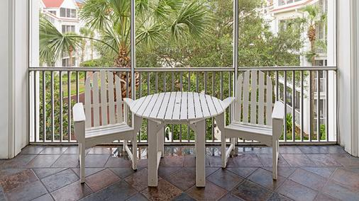Grand Beach Resort By Diamond Resorts - Lake Buena Vista - Balcony