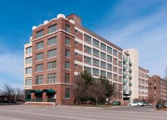 Courtyard by Marriott Omaha Downtown/Old Market Area - Omaha - Bangunan
