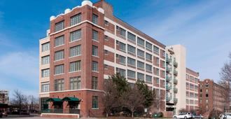 Courtyard by Marriott Omaha Downtown/Old Market Area - Omaha - Building
