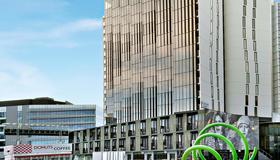 辣椒多客蘭酒店 - 墨爾本 - 建築