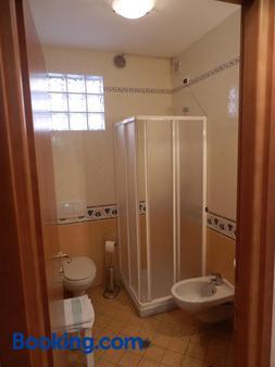 Hotel Jean Marie - Arma Di Taggia - Bathroom