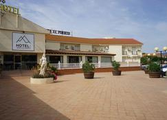 Hotel Venta El Puerto - Baños y Mendigo - Building