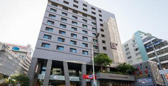 釜山商務酒店 - 釜山