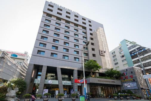 Busan Business Hotel - Μπουσάν - Κτίριο