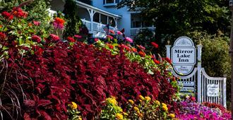 Mirror Lake Inn Resort & Spa - Lake Placid - Utsikt