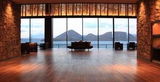 Toya Sun Palace Resort & Spa - Toyako - Recepción