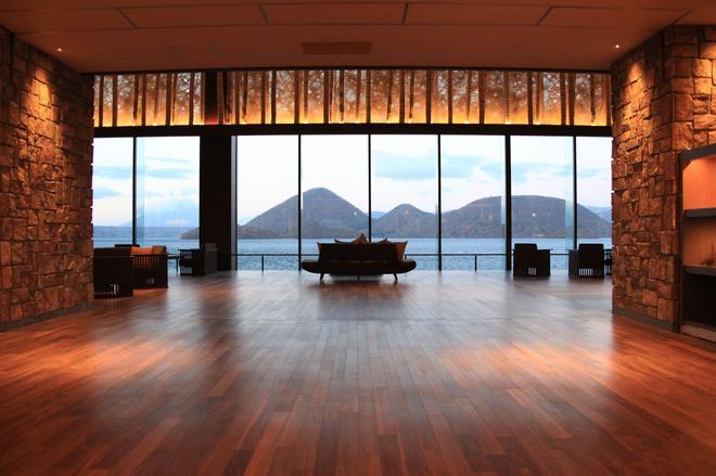 Toya Sun Palace Resort & Spa - Toyako - Lobby