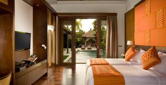 瑪哈吉瑞薩努爾別墅酒店 - 登巴薩 - 登巴薩 - 臥室