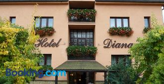 Hotel Diana & apartments - Praga - Edificio