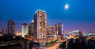 JW Marriott Hotel Hangzhou - Hangzhou - Dış görünüm
