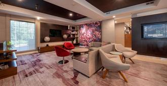 Courtyard by Marriott Raleigh Crabtree Valley - Raleigh - Lounge