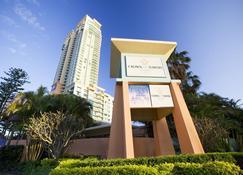 滿特拉皇冠塔飯店 - 衝浪者天堂 - 建築