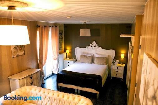 Verone Liège - Liège - Bedroom