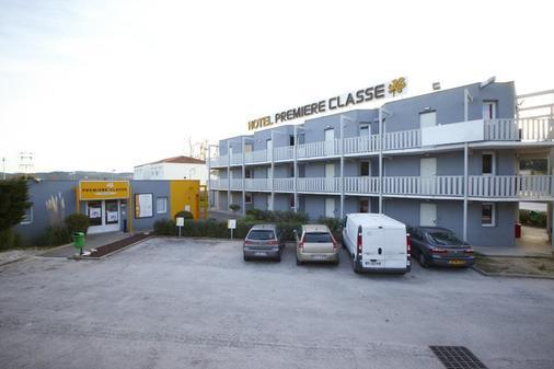 Hôtel Première Classe Marseille Ouest-Martigues - Martigues - Bâtiment