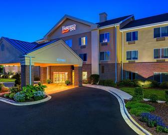 Fairfield Inn By Marriott Charlotte Mooresville - Мурсвилл - Здание