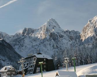 Alpina - Kranjska Gora - Venkovní prostory