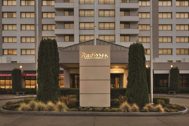 Radisson Hotel Seattle Airport - SeaTac - Κτίριο