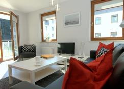Irs Royal Apartments Apartamenty Irs Copernicus - Gdansk - Sala de estar