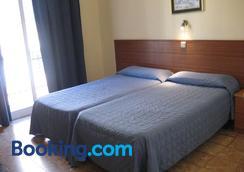 Hostal Bejar - Barcelona - Phòng ngủ