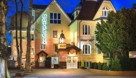 Hotel Cis - Świnoujście - Bygning
