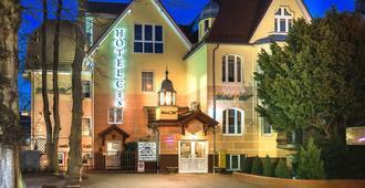 Hotel Cis - Świnoujście - Edificio