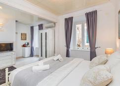 Apartments Le petit Nono - דוברובניק - חדר שינה