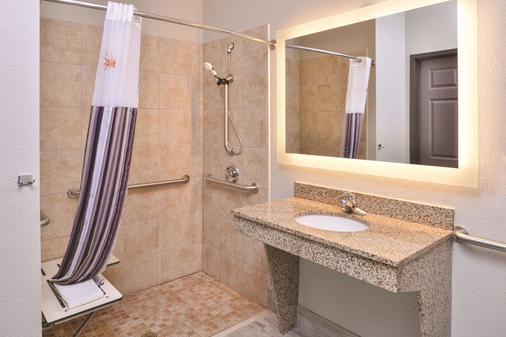 阿比林商場拉昆塔套房酒店 - 阿比林 - 阿比林 - 浴室