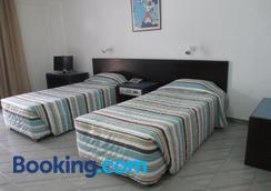 Atrium Zenon Hotel Apartments - Larnaca - Bedroom
