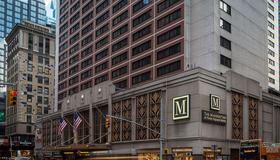 曼哈頓時代廣場酒店 - 紐約 - 建築