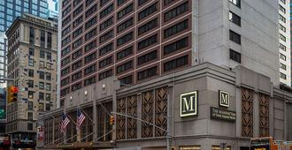 The Manhattan At Times Square Hotel - Nova York - Edifício