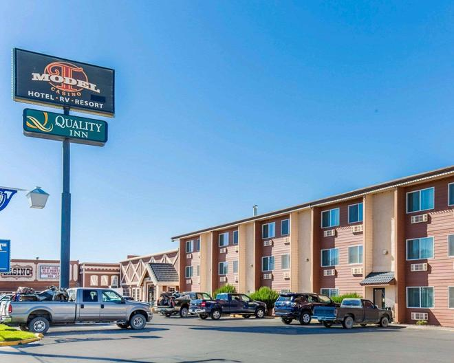 Quality Inn Winnemucca - Model T Casino - Winnemucca - Κτίριο
