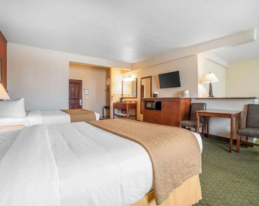 Quality Inn Winnemucca - Model T Casino - Winnemucca - Bedroom