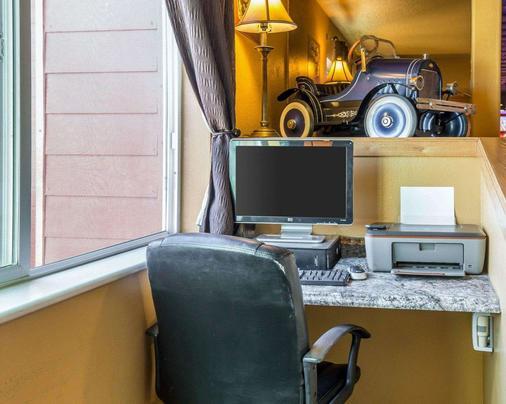 Quality Inn Winnemucca - Model T Casino - Winnemucca - Business centre