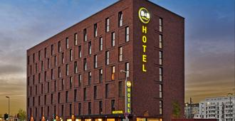 B&B Hotel Mainz-Hbf - Mainz - Building