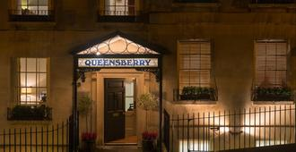 The Queensberry Hotel - Bath - Building