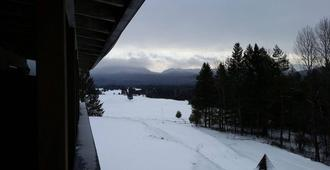 Alpine Motor Inn - Lake Placid - Outdoors view