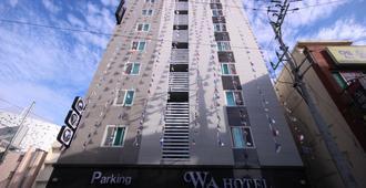 Wa Hotel Nampo - Busan - Building