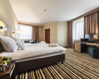 Hotel Victor Pruszków Desilva - Pruszków - Schlafzimmer