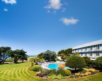 The Atlantic Hotel - Saint Brélade - Piscina