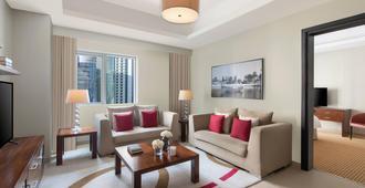 Marriott Executive Apartments City Center Doha - דוחה - סלון
