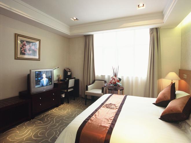 Donghu Guest House - Shanghai - Bedroom