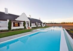 Aaldering Luxury Lodges - Stellenbosch - Pool