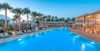 Blue Lagoon Resort - Thị trấn Kos Town - Bể bơi