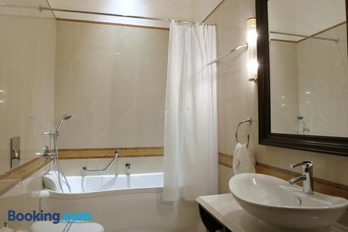 Grande Bretagne - Náfplio - Phòng tắm