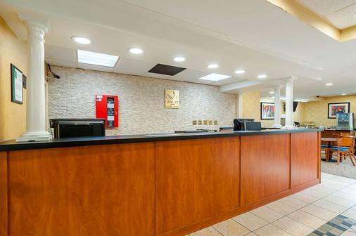 Quality Inn Salisbury - Salisbury - Buffet