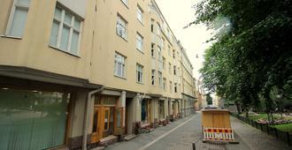 Beautiful, Premium-level Studio Apartment in Kruununhaka, Helsinki - Helsinki - Gebäude