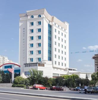 Gazi Park Hotel - Ankara - Building