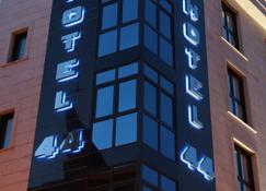 Hotel 44 - Gijón - Edificio