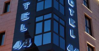 Hotel 44 - Gijón - Toà nhà