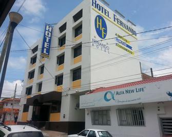 Hotel Fernando - Τούξτλα Γκουτιέρρες - Κτίριο